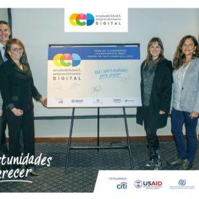 Proyecto de Empleabilidad & Emprendimiento Digital para la juventud.