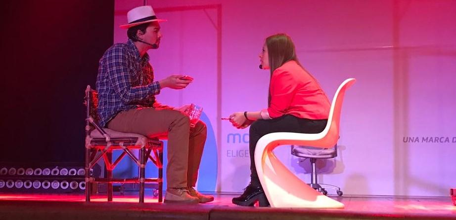 Respira, una obra de Fundación Telefónica que mezcló el teatro, la tecnología y la inclusión social