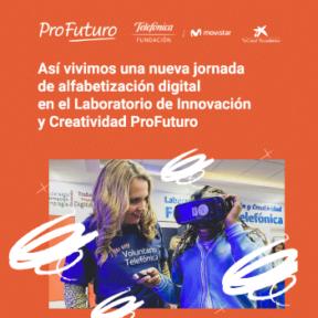 Sonrisas y robótica con la niñez de Bogotá