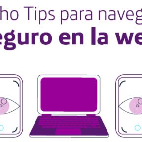 Ocho tips para navegar en la web