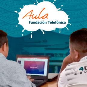 ¡Docente! Reabrimos convocatoria para los cursos virtuales en TIC e innovación de Aulas Fundación Telefónica