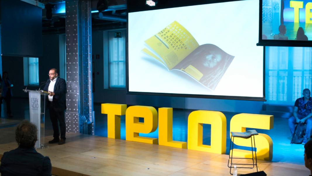 ¿Quieres ser parte de la revista Telos?