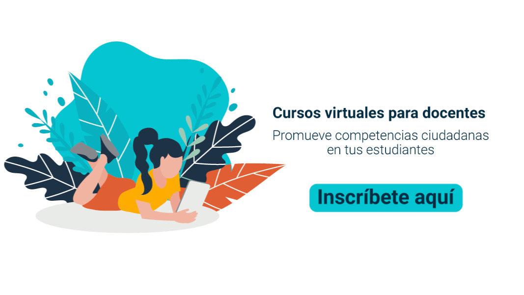 Cursos virtuales para docentes