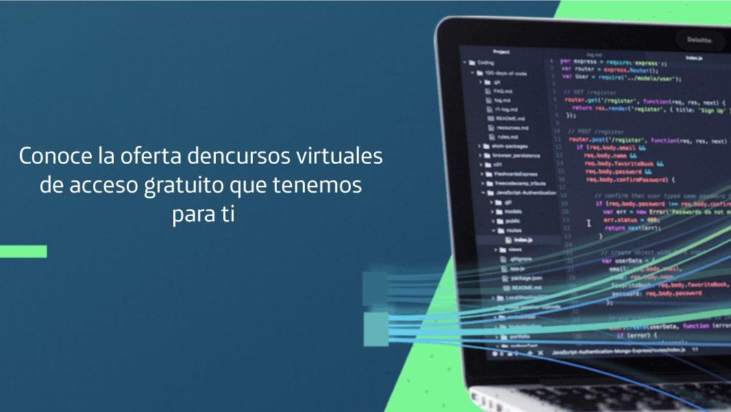 Cursos Virtuales Conecta Empleo