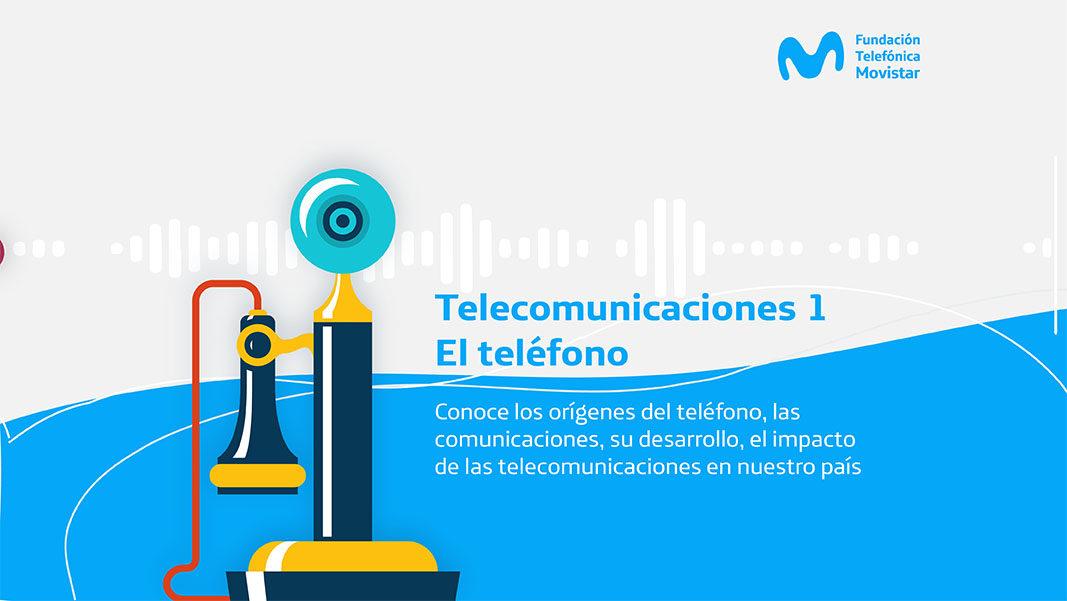 Telecomunicaciones 1 El teléfono