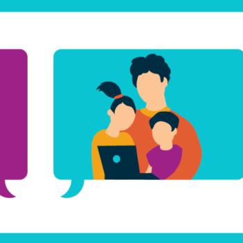 Conóce la infografía de Escuela TIC Familia