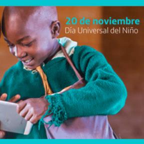 Pandemia día universal del niño