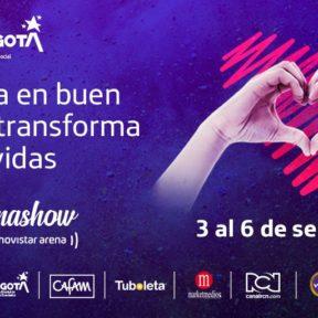 Donashow: donar para los más necesitados en Bogotá