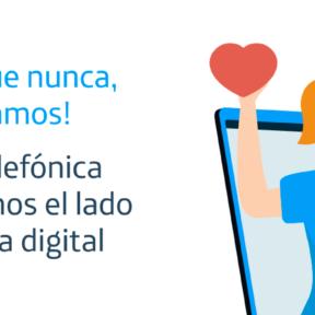 Fundación Telefónica Movistar, el lado social de la era digital.
