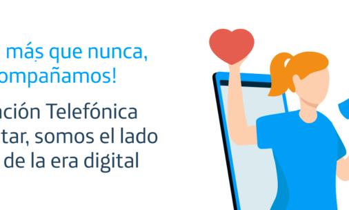 Fundación Telefónica Movistar, el lado social de la era digital