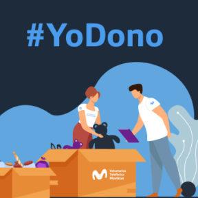 #YoDono se convirtió en una nueva oportunidad para los más afectados por la ola invernal.
