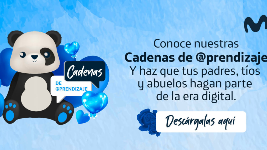 Descarga y comparte las Cadenas en tus grupos familiares.