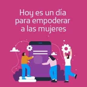 Inclusión digital como herramienta para empoderar a las mujeres