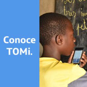 TOM – i: conoce la startup que lleva conectividad a las escuelas remotas.   Una de las ganadoras en la convocatoria abierta ProFuturo & Wayra 2021.