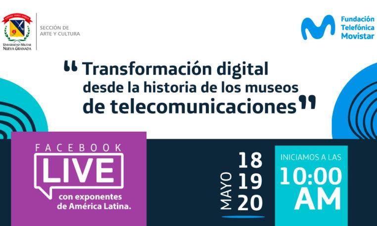Transformación digital desde la historia de los museos de telecomunicaciones