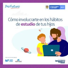 Conocer el uso de las nuevas tecnologías permite que acompañes a tus hijos en su formación
