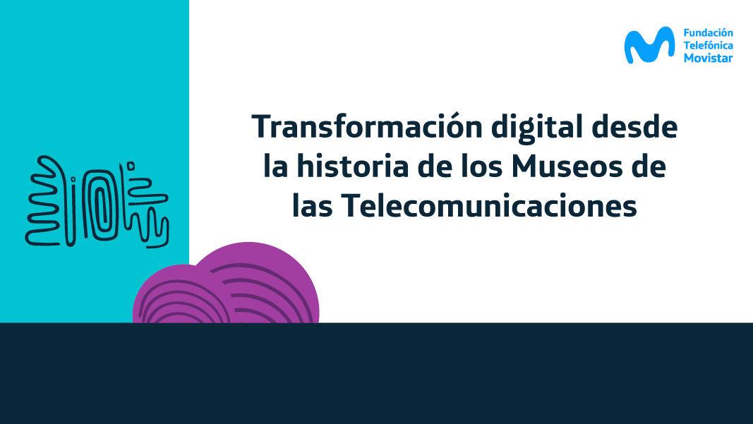 Narrativa virtual a través de la historia de las telecomunicaciones.