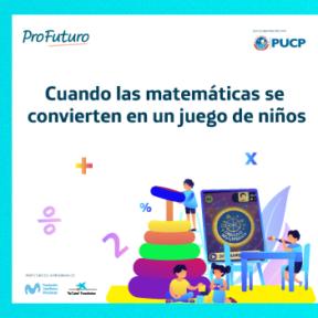 Oráculo Matemágico: cuando las matemáticas se convierten en un juego de niños